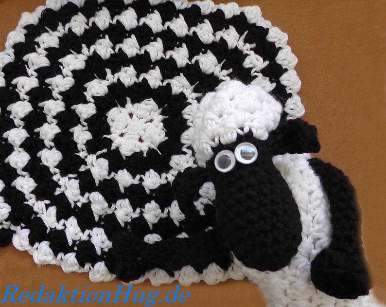 SHAUN das Schaf Decke