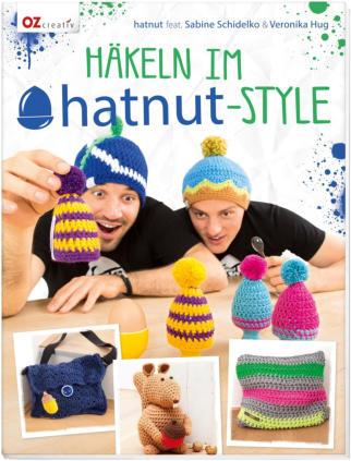 Häkeln im hatnut-Style mit Veronika Hug