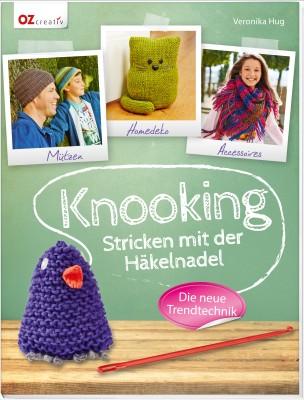 Knooking – Stricken mit der Häkelnadel mit Veronika Hug
