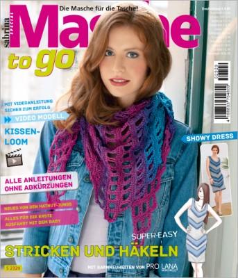 Masche to go 2 mit Veronika Hug