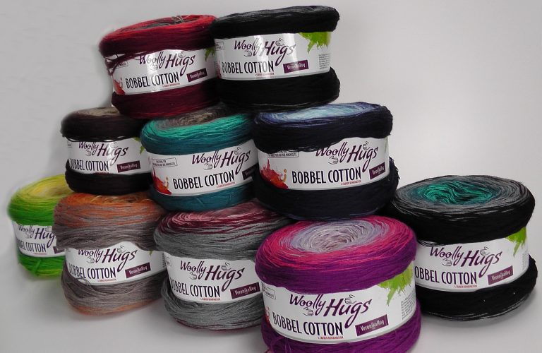Woolly-Hugs_BOBBEL-Cotton oder BOBBEL-Merino http://veronikahug.com/woolly-hugs/woolly-hugs-bobbel/