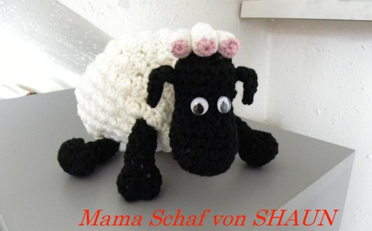 Mama Schaf von Shaun Basic