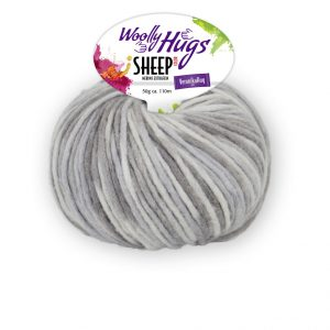 Woolly Hugs SHEEP color Farbe Nr. 84