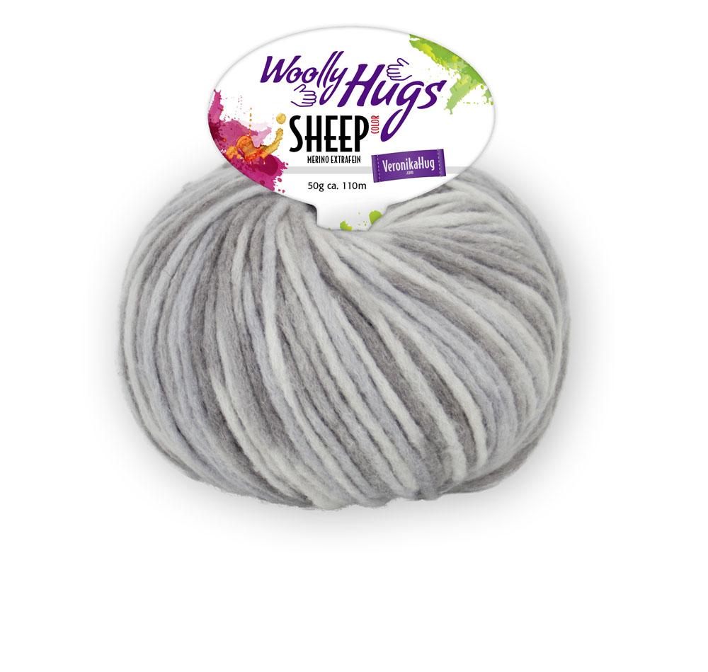 Woolly Hugs Sheep color