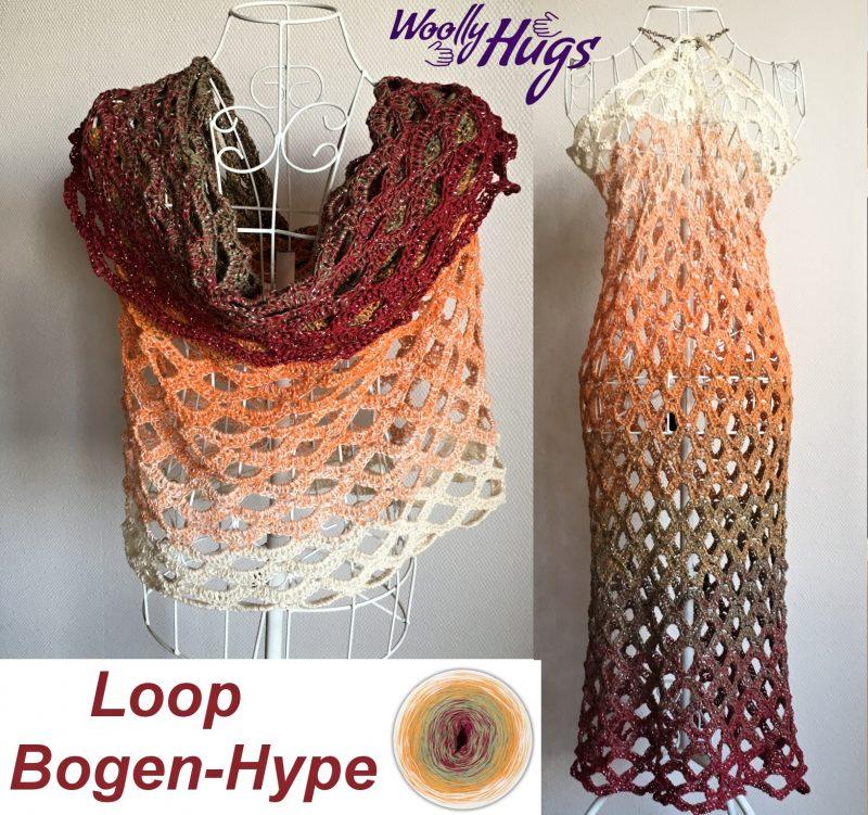 Loop Bogen Hype Collage