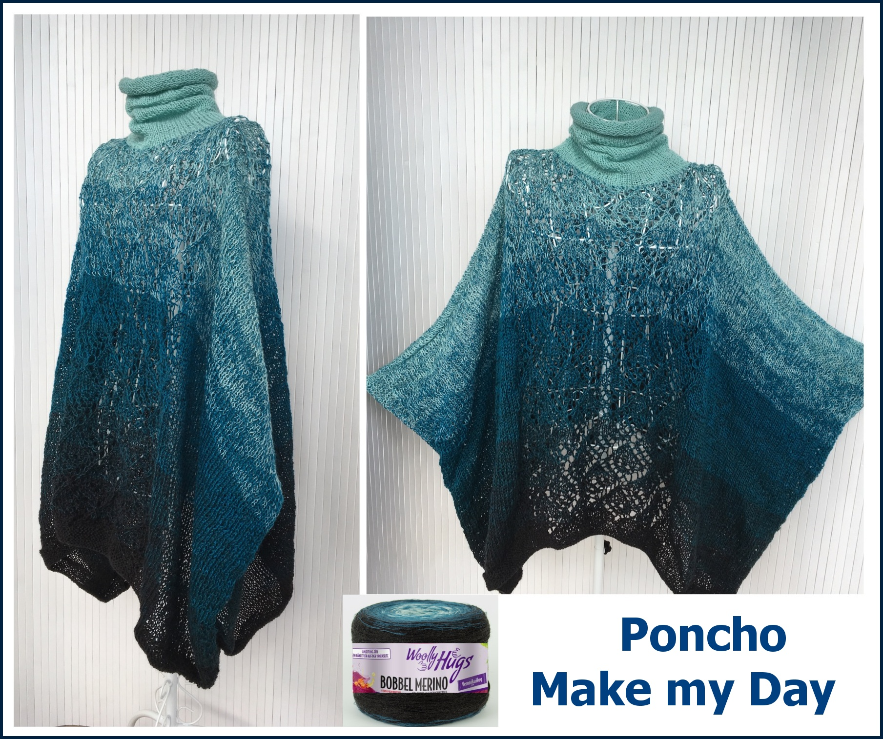 Poncho Make My Day Collage