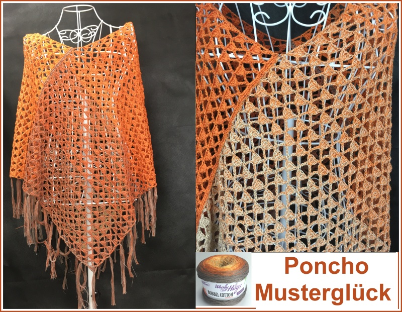 Poncho Musterglueck Hp