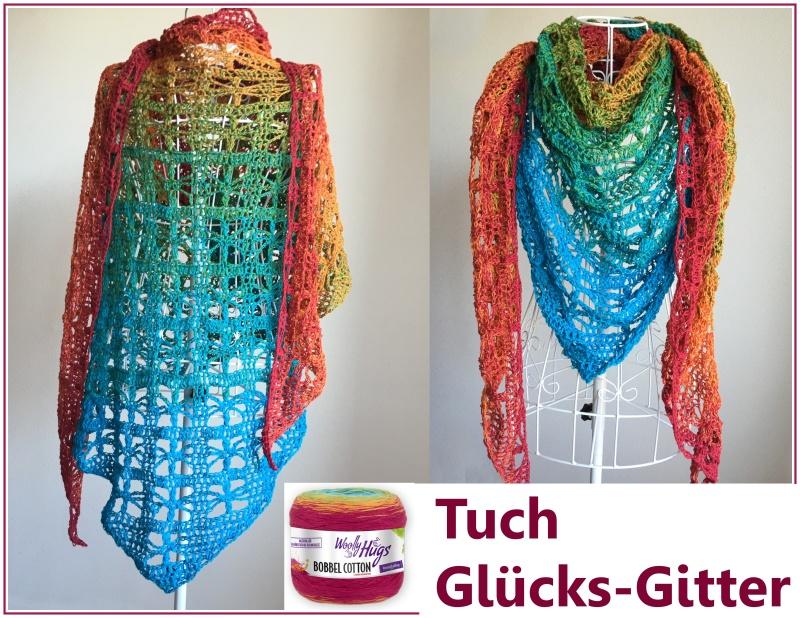 Tuch Gluecksgitter Hp