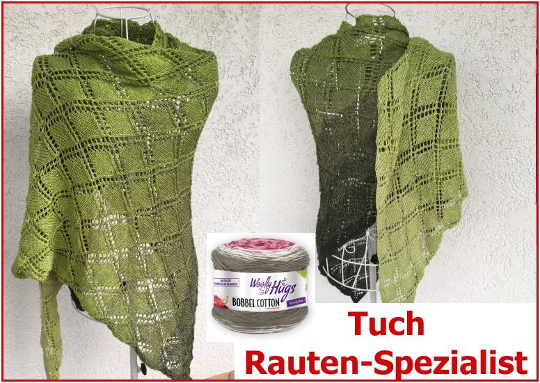 Tuch Rautenspezialist Collage