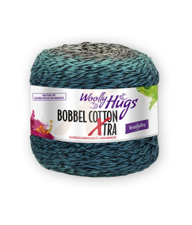 Bobbel Cotton Xtra Ist Da Veronika Hug
