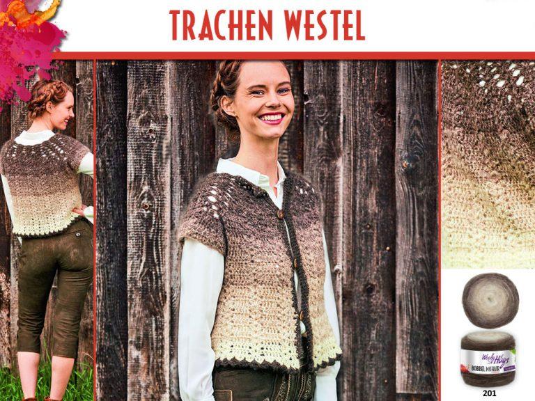Cover Mohair Trachen Westel