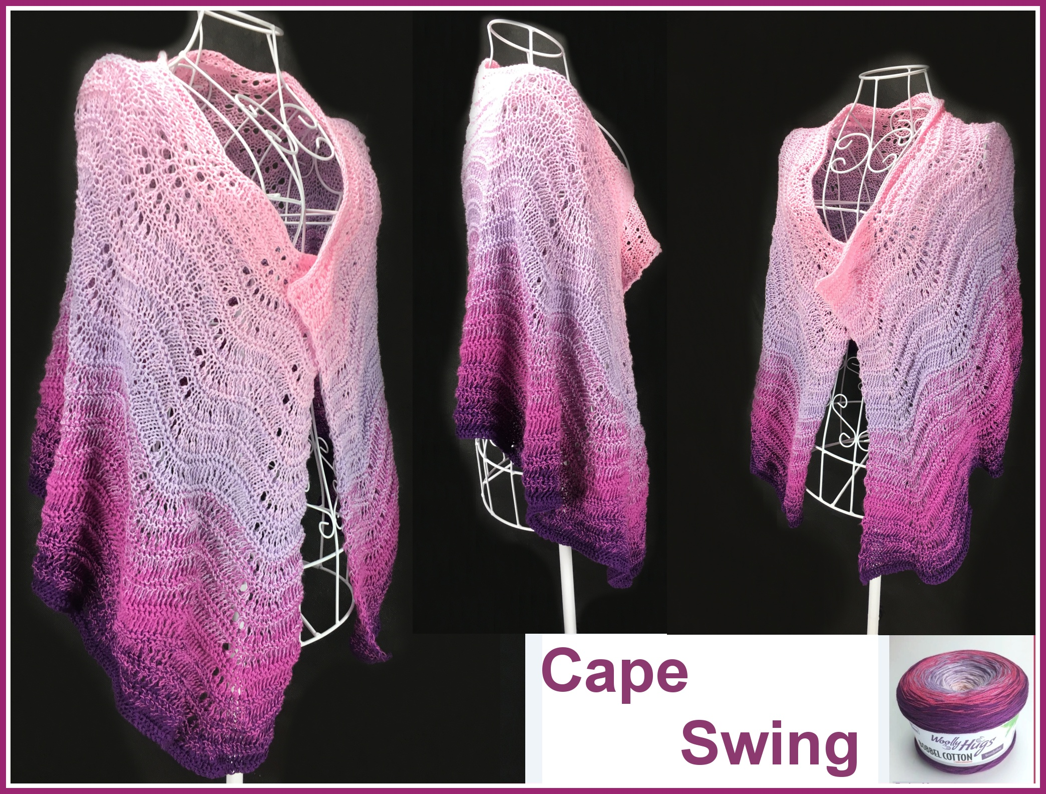 Cape Swing Collage