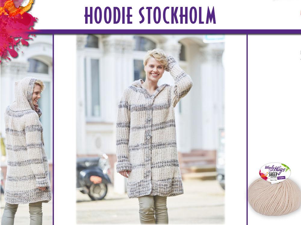 Hoodie Stockholm