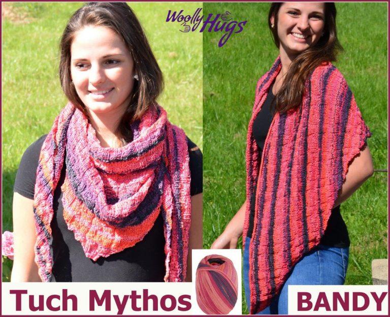 Tuch Mythos Collage