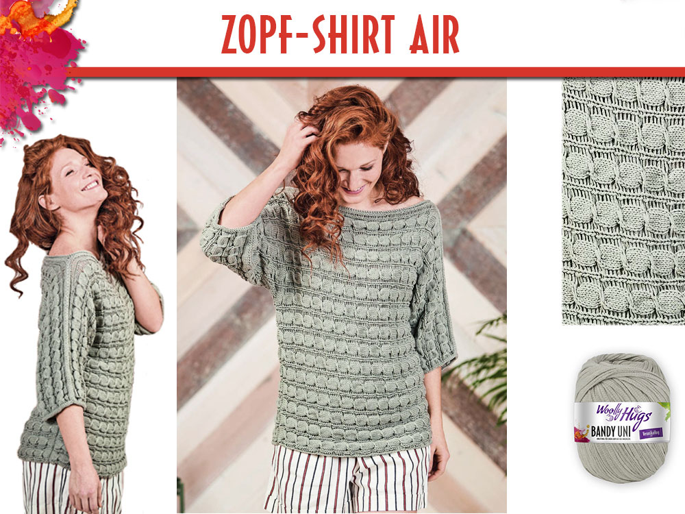 Zopf Shirt Air