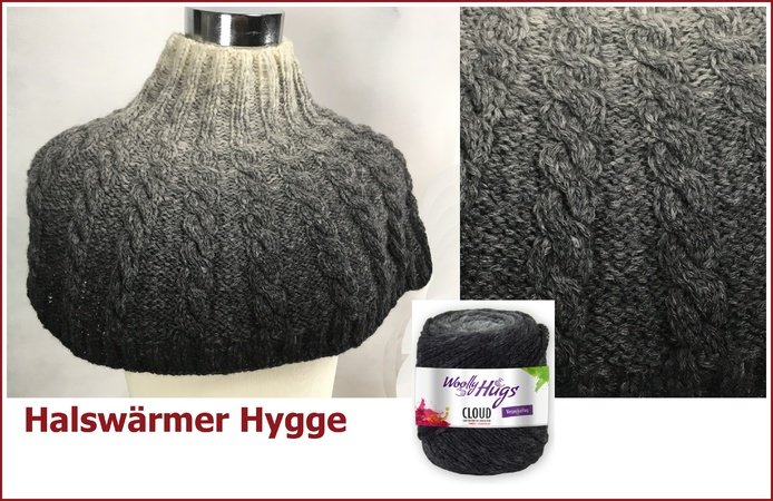 Halswaermer Hygge Mit 1 Knaeuel Cloud Von Woolly Hugs Stricken 694x450