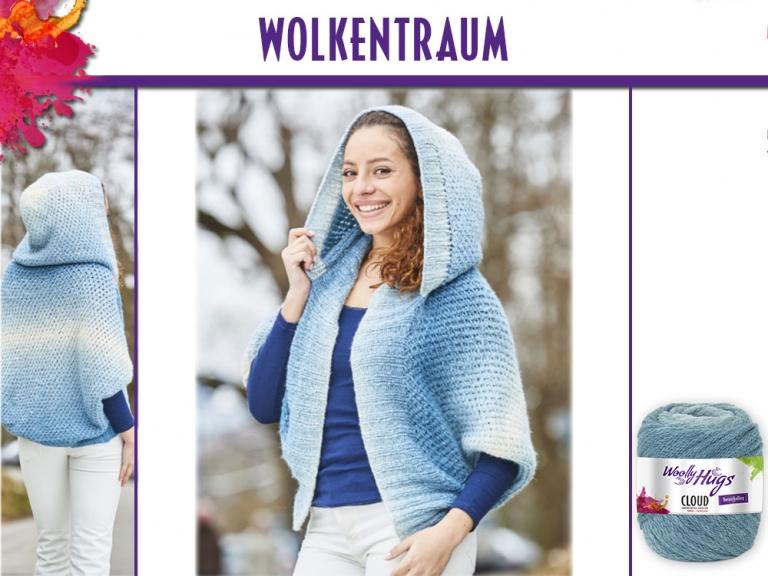 Hoodie Wolkentraum