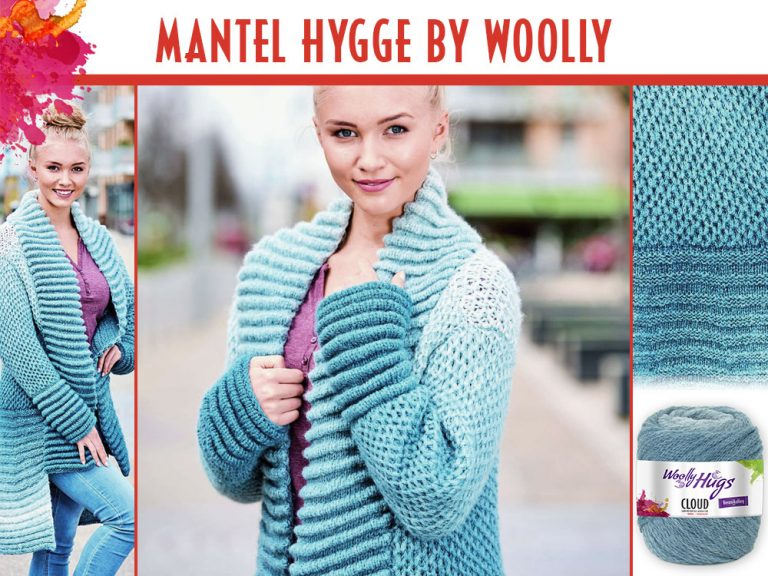 Mantel Hygge Woolly