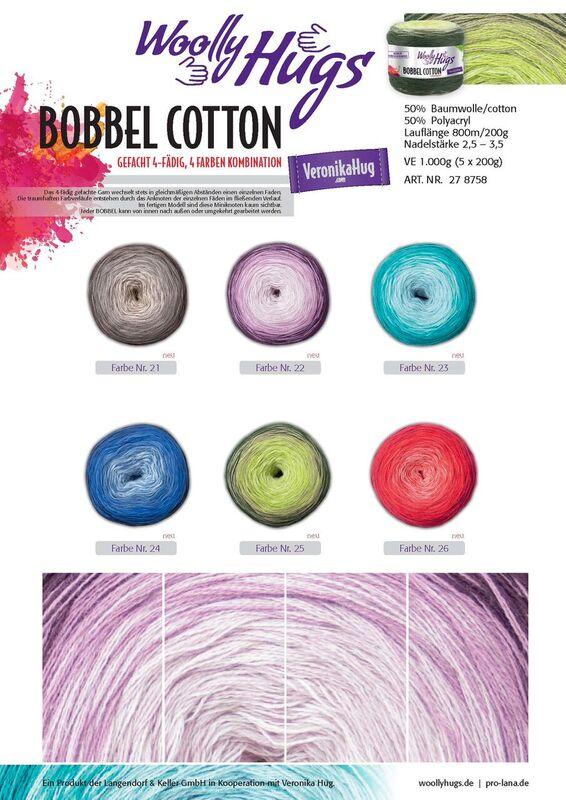 Die neuen BOBBEL-Farben sind da & erste Eindrücke aus Florenz ...
