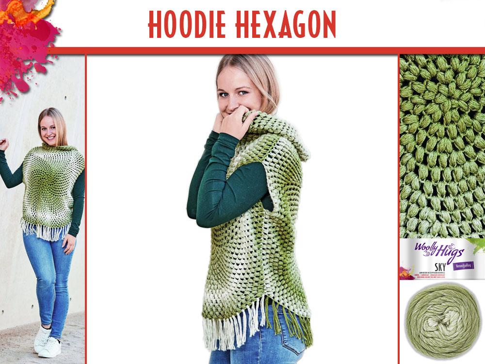 Hoodie Hexagon