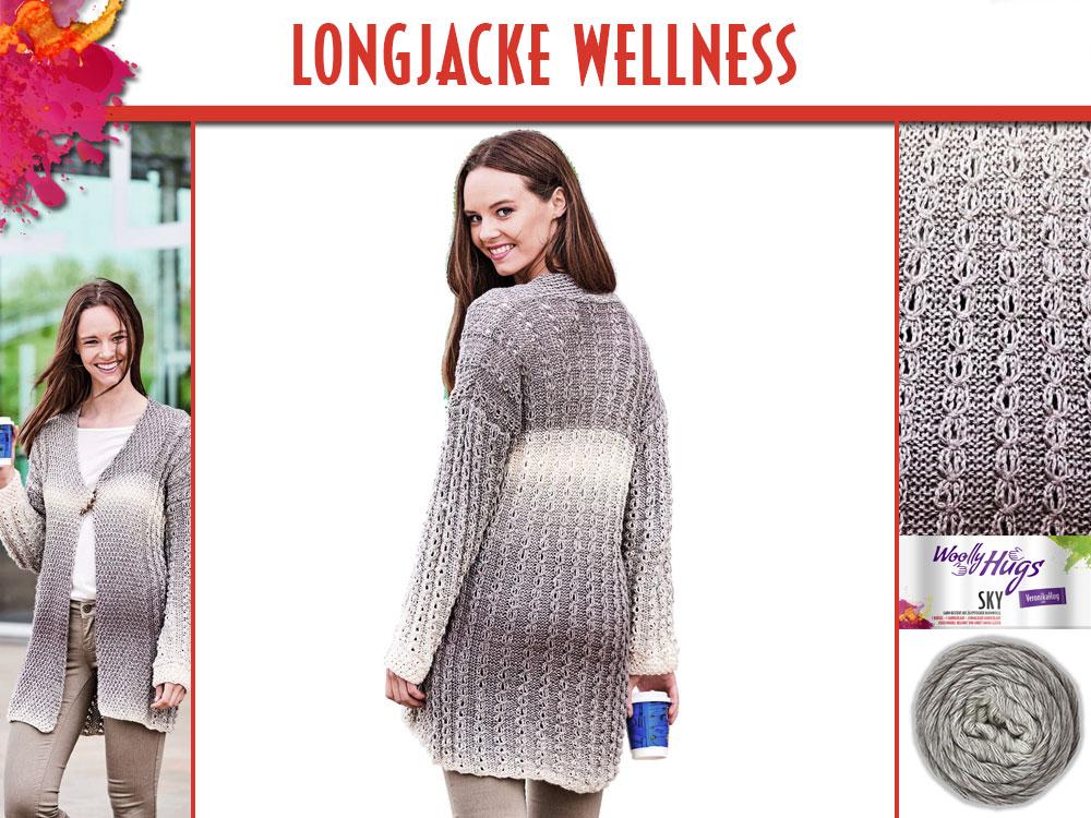 Longjacke Wellness