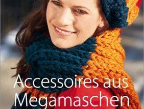 Veronika Hug Stricken Accessoires aus Megamaschen Buch