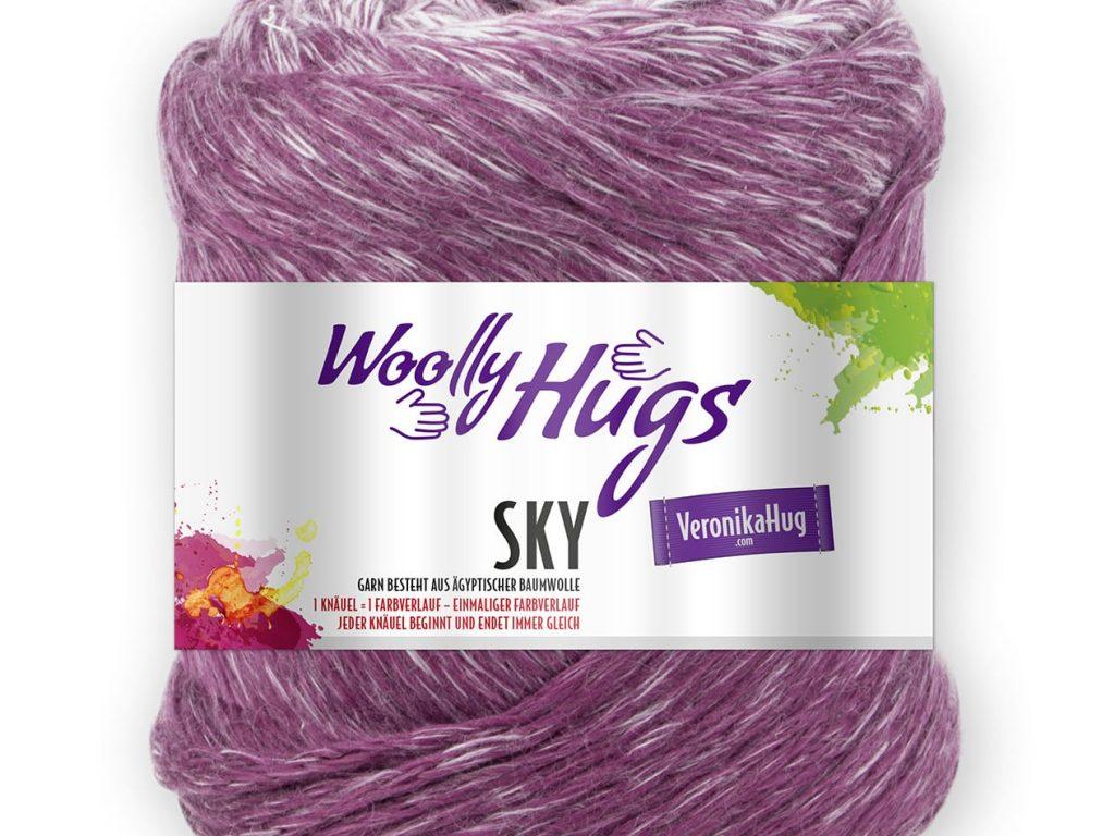 woolly hugs anleitungen sky