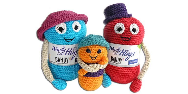 Woolly Hugs Quickstart Blog