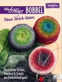 Woolly Hugs Bobbel - neue Strickideen Cover