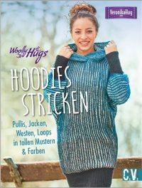 Woolly Hugs Hoodies stricken
