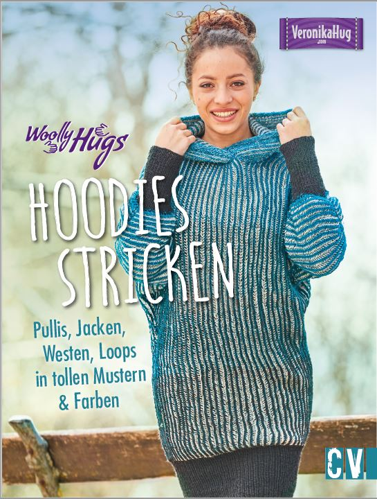 Woolly Hugs Hoodies stricken Cover