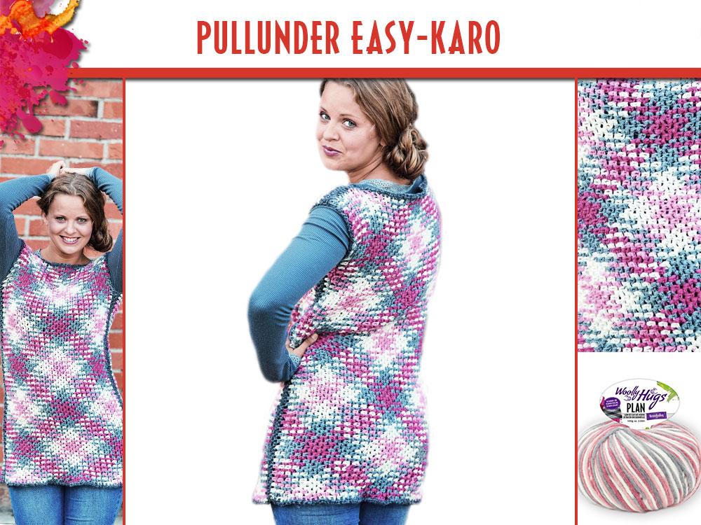 Pullunder Easy Karo