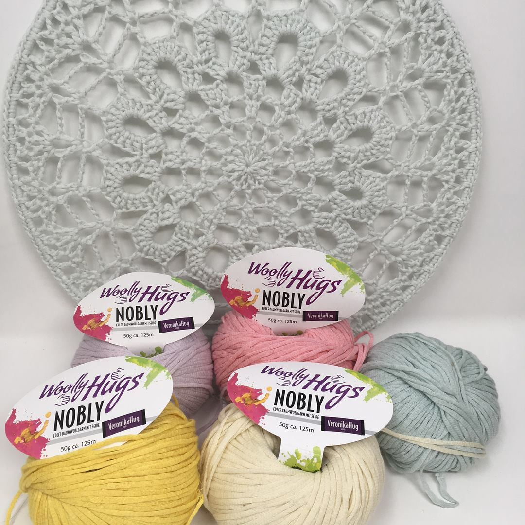 Woolly Hugs Nobly 4