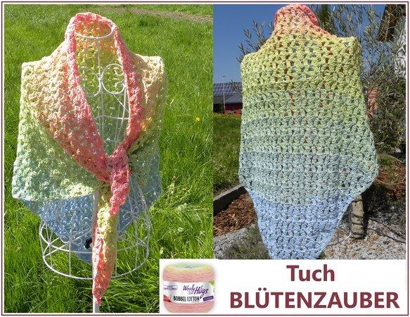Tuch Bluetenzauber Mit 1 Bobbel Woolly Hugs Cotton Haekeln 583x450[1]