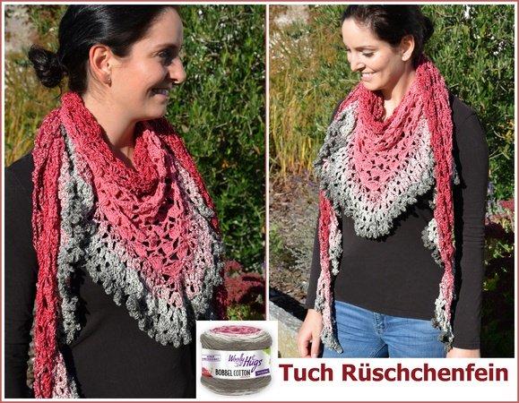 Tuch Rueschchenfein Mit 1 Bobbel Cotton Von Woolly Hugs 579x450[1]