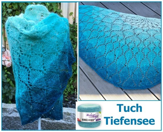 Tuch Tiefensee Mit 1 Woolly Hugs Bobbel Mohair Stricken 556x450[1]