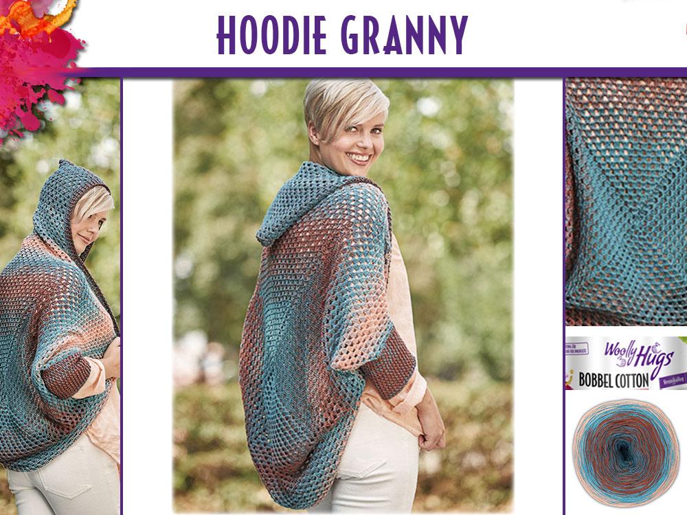 Hoodie Granny