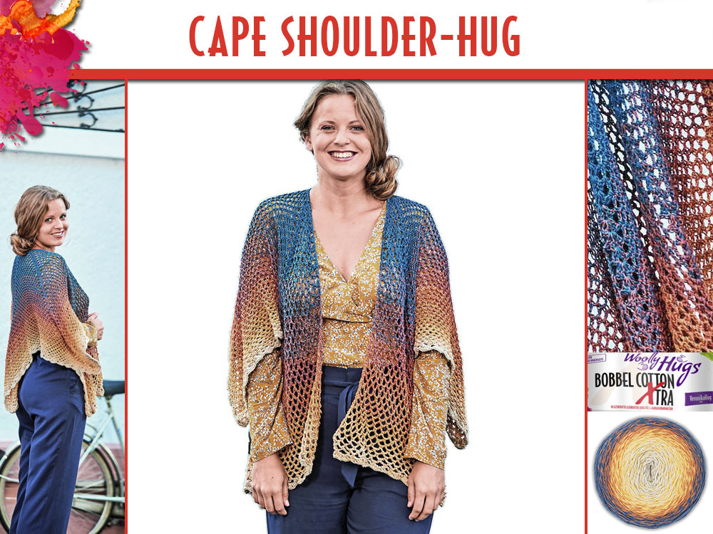Cape Shoulder Hug