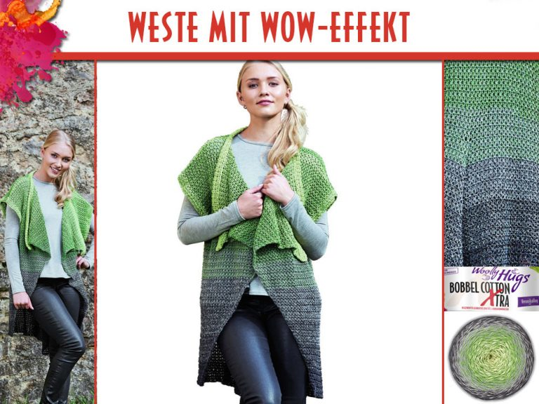Cover Weste Wow