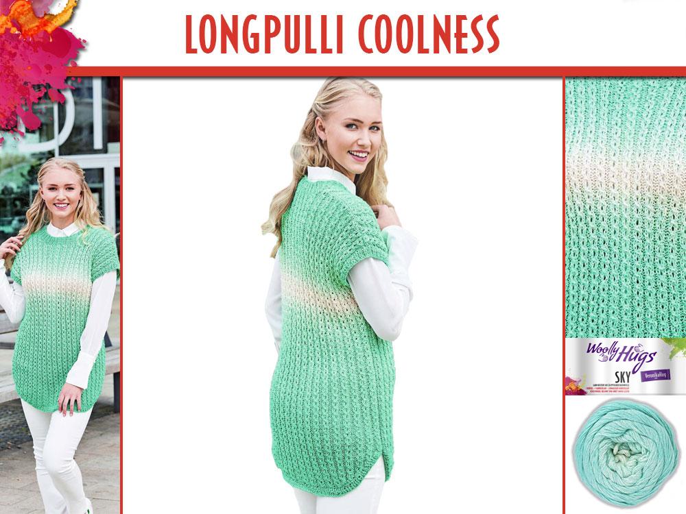 Longpulli Coolness