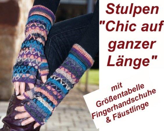 Stulpen Chic In Ganzer Laenge 564x450
