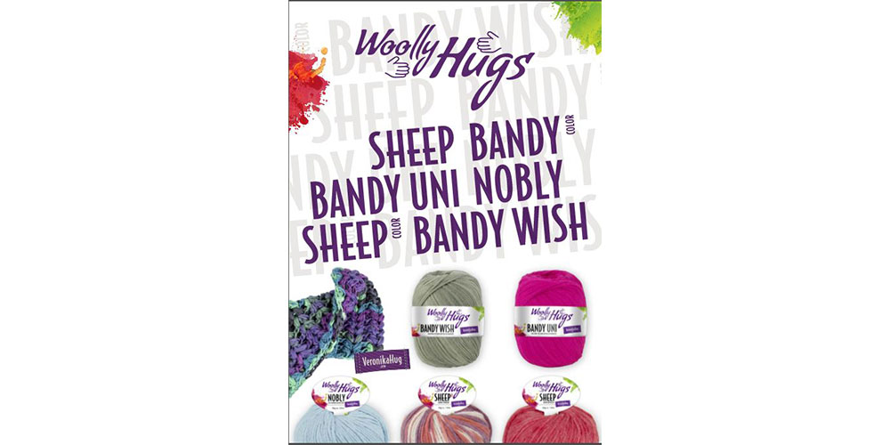 Woolly Hugs Katalog