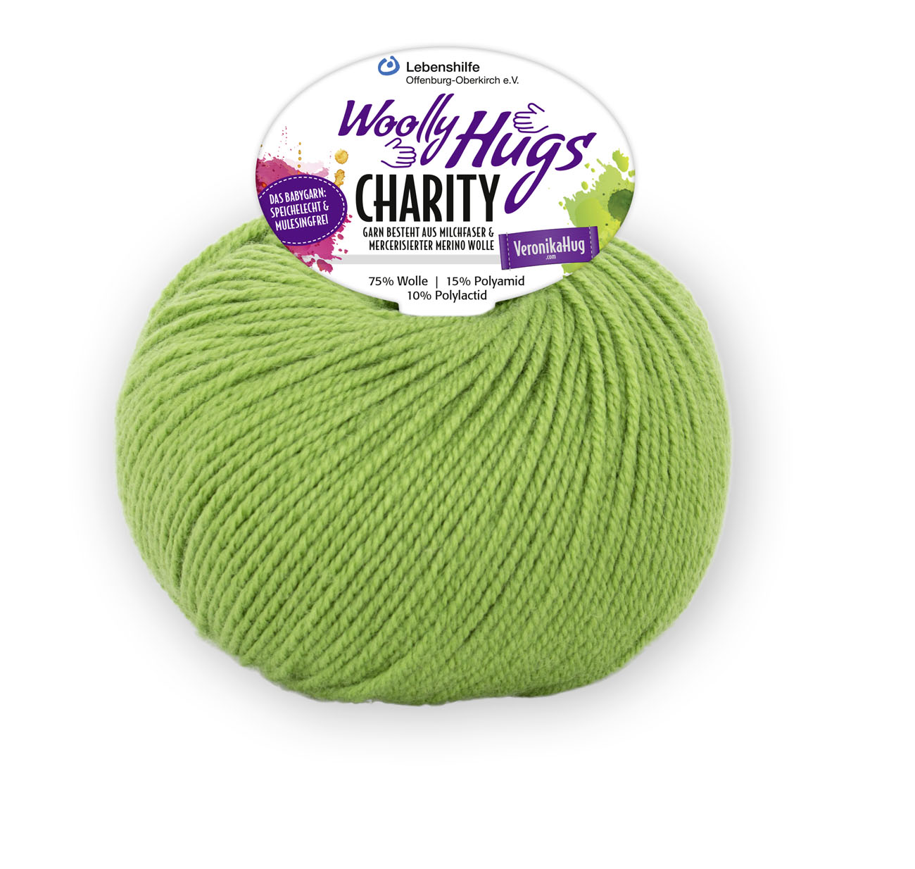 Woolly Hugs Charity 75