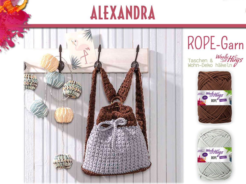 Cover Ropealexandra