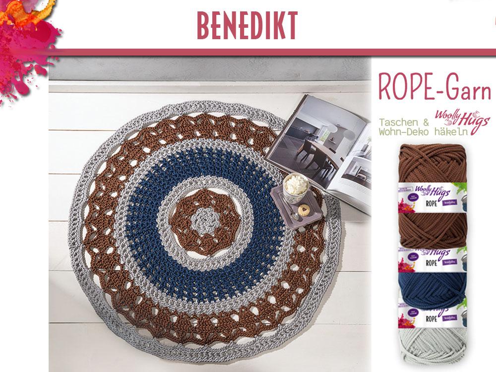 Cover Rope Benedikt