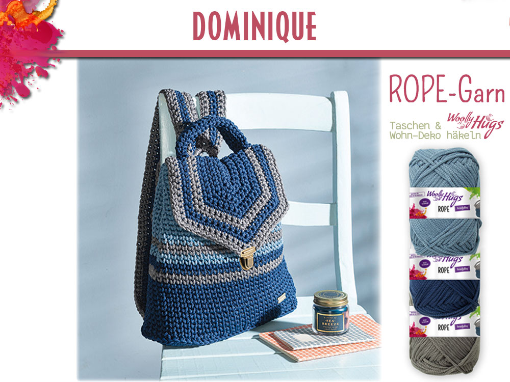 Cover Rope Dominique
