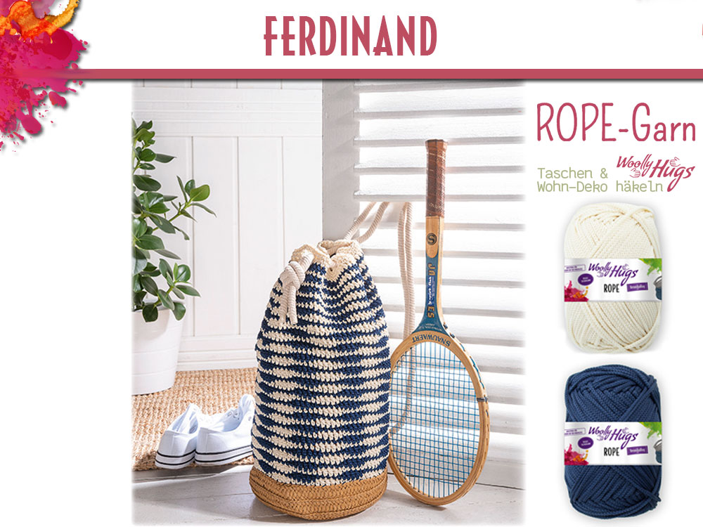 Cover Rope Ferdinand