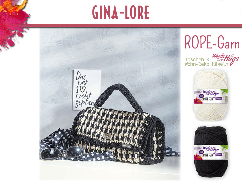 Cover Rope Gina Lore