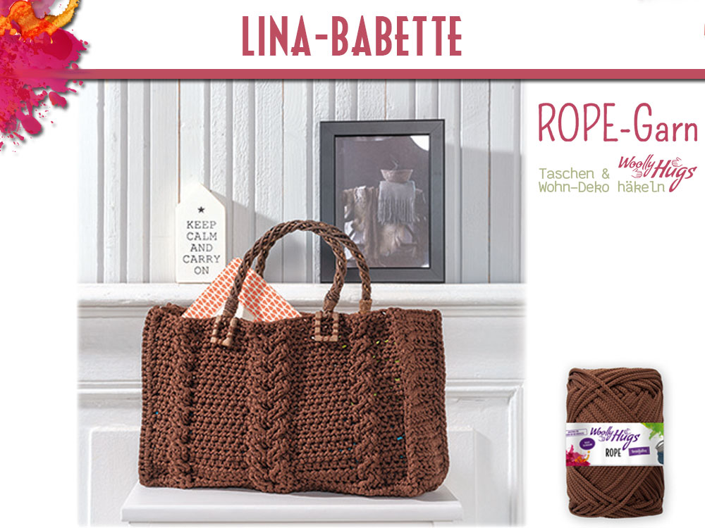 Cover Rope Lina Babette