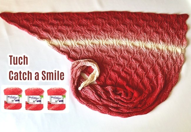 Tuch Catch A Smile Stricken 649x450